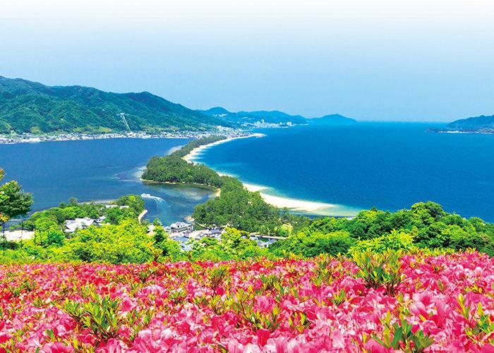何度訪れても感動する日本三景、 丹後の美しさ。