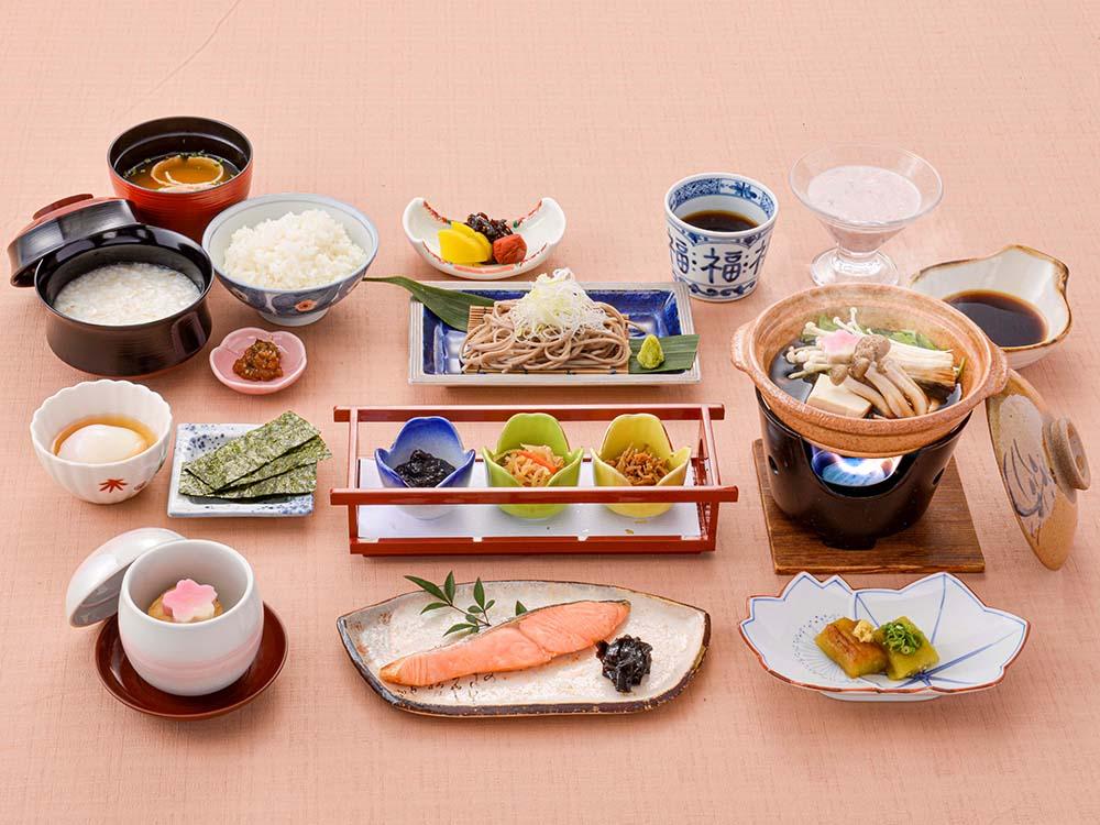 【朝食付】1日の始まりは朝食から!朝食付きプランで元気にご出発【ひょうご再発見】