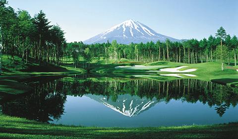 鳴沢ゴルフ場