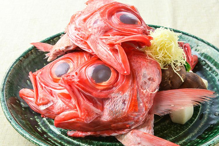 【夕食・朝食付】金目鯛酒蒸し付 カルタファタ包み蒸しがメイン料理のおすすめ御膳|8月まで