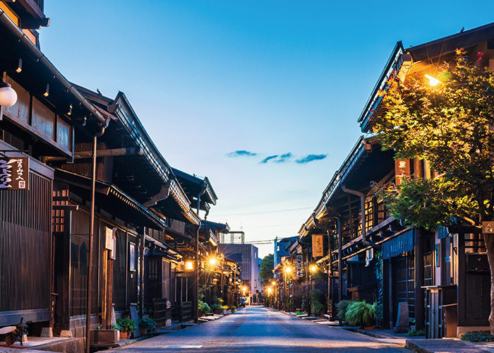日本三名泉と讃えられる上質な湯の国、 多彩な景勝地