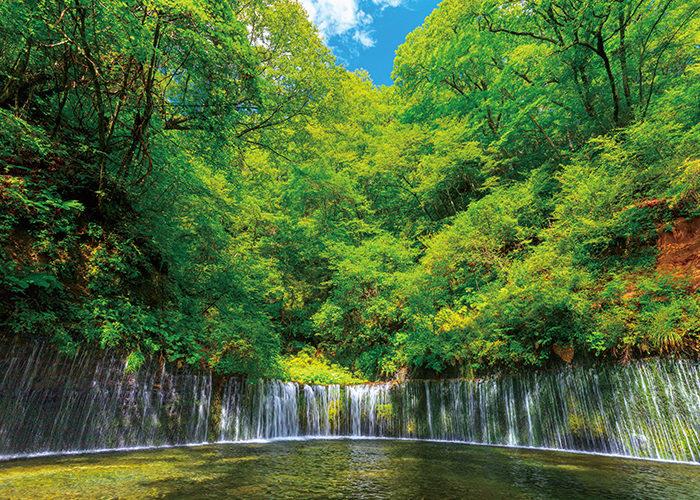 澄んだ空気に包まれた 軽井沢の魅力を満喫