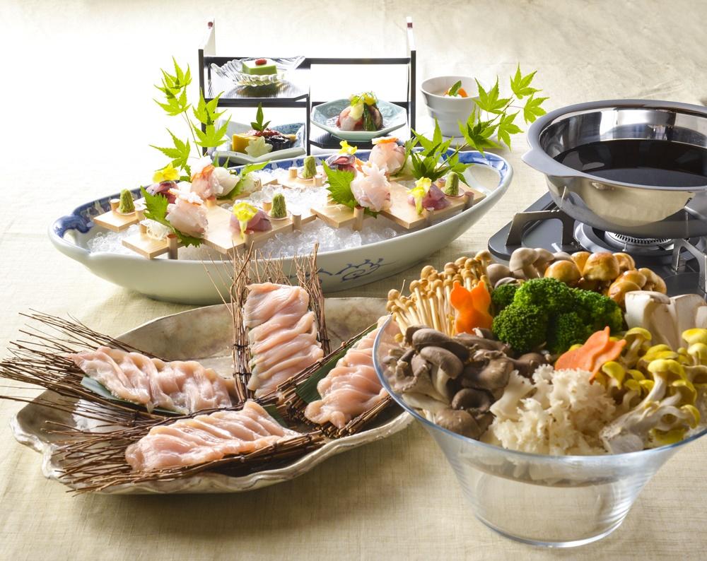 【夕食・朝食付】免疫力アップ!ブラックスープのきのこしゃぶしゃぶ 東京名店とのコラボ企画