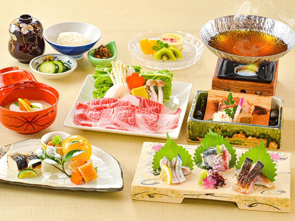 【夕食・朝食付】料理グレードアップ|クエ尽くし『近大クエ特選御膳』2月まで